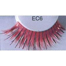 EYELASHES PINK W/ PINK METALLIC