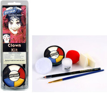 Clown Makeup Kit-Graftobian