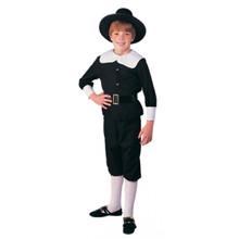 Pilgrim Boy Deluxe Child Costume