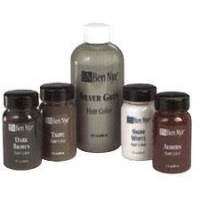 Hair Color Silver Ben Nye 2 Oz.