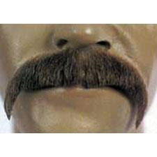 MOUSTACHE EL MACHO HUMAN HAIR