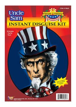 UNCLE SAM CHARACTER KIT