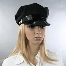 CHAUFFERUR'S HAT BLACK