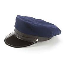 Police Hat Blue