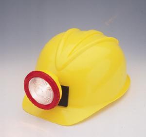 MINER HAT W/ LIGHT