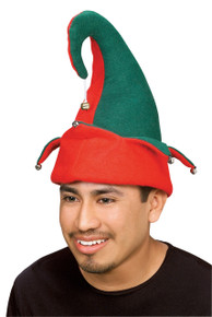 Elf Hat W / Bells