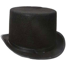 Top Hat Permalux Black