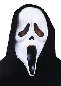 Scream Halloween Mask