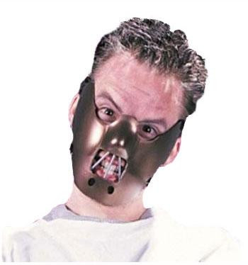 RESTRAINT(SILENCE OF THE LAMBS) MASK