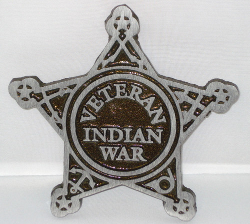 Indian War Veteran Grave Marker
