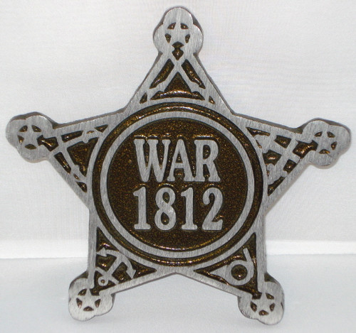 War of 1812 Veteran Grave Marker