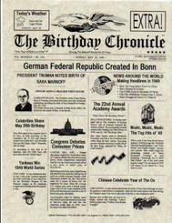 The Birthday Chronicle