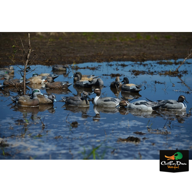 NEW AVERY GREENHEAD GEAR GHG PRO GRADE MARSH PACK PINTAIL WIGEON DUCK DECOYS
