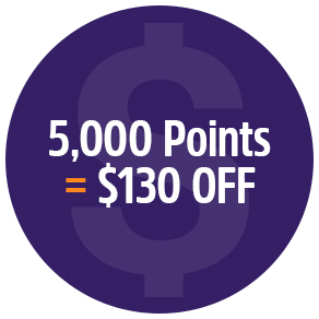 5000Points