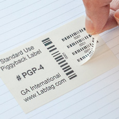 Piggyback Thermal Transfer Labels Labtag Com