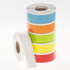 "Deep-Freeze Tape for Laboratory Use - 0.75"" x 50' / 19mm x 15m colors #TJT-19C1-50"