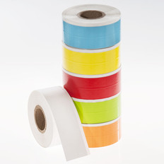 "Deep-Freeze Tape for Laboratory Use - 1"" x 50' / 25mm x 15m colors #TJT-25C1-50"