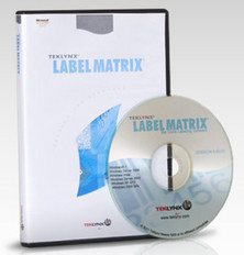 Label Matrix software for laser and inkjet printers / for 3 users GA-LM83