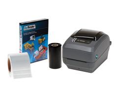 Zebra GX430T Printing Kit 300 dpi #PKT-T-31