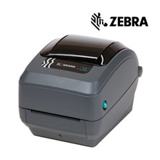 Zebra GX430T Thermal Transfer/Direct Thermal Printer
