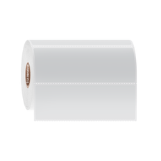 "Thermal Transfer Paper Labels - 4"" x 1.375""   #GP-129"