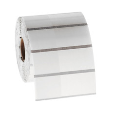 "Cryo & Autoclave Resistant Wrap-Around Labels - 1.125"" x 1"" + 1.63""  #WTT-303"