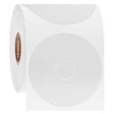 "Deep-freeze barcode labels - 2.25"" circle  #CTT-83 for CD"