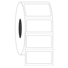 """Removable Cryo Barcode Labels - 1.3"""" x 0.625"""" #RMTT-19"""