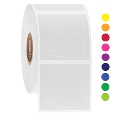 "VampireTAG™ - Cryo Barcode Labels for Microcentrifuge Tubes - 1.213"" x 0.2724"" 2x teeth #JTT-150"