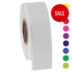 "Tamper-Evident Freezer Tape -  0.875"" x 50'  #TET-22C1-50"