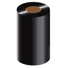 Thermal Transfer Xylene and Solvent Resistant Ribbon - 3.5'' x 984'  #XAR89X300C1-1JZ4