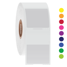 "Cryo & Autoclave Resistant Wrap-Around Labels - 1.18"" x 1"" + 0.75"" wrap #WTT-319"
