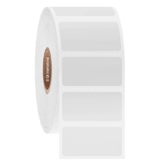 "Cryogenic Direct Thermal Labels - 1.28"" x 0.625""   #DFP-97"