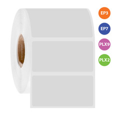 "Cryo Inkjet Labels - 2"" x 1""  #ADA-28"