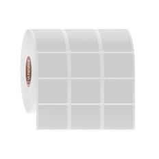 "Thermal Transfer Paper Labels - 0.9375"" x 0.7708""   #GP-221"