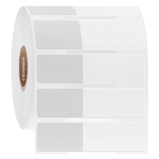 "Wrap-Around Labels for Frozen Containers - 1"" x 0.625"" + 1.375"" wrap  #L2FS-312NOT"