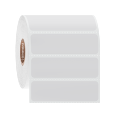 """Thermal Transfer Paper Labels - 2.5"""" x 0.75""""   #GP-68 (case of 6 rolls)"""