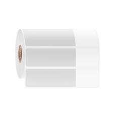 """Wrap-Around Labels for Frozen Vials - 2.75"""" x 1.1875"""" + 1.25"""" wrap  #FIX-334"""