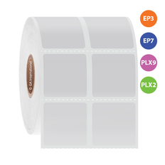 "Cryo Inkjet Labels - 1"" x 1""  #ADA-138"