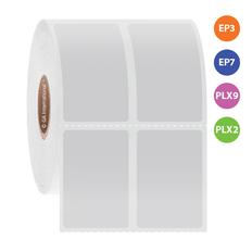 "Cryo Inkjet Labels - 1"" x 1.5""  #ADA-279"