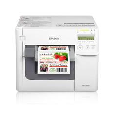 Epson ColorWorks Color Label Printer - #C3500