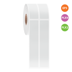 "Cryo Inkjet Labels - 0.75"" x 4""  #ADA-505NP"
