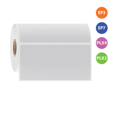 "Cryo Inkjet Labels - 4"" x 2""  #ADA-62"