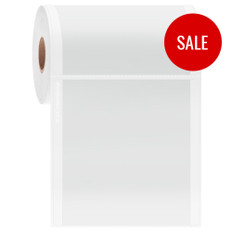 """Thermal Transfer Cover Up Labels for Flat Surfaces - 4"""" x 4""""  #LQ-L2FC-8"""