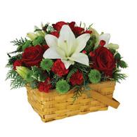 Winter Wonderland Basket