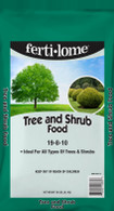 Fertilome Tree & Shrub Food 20lbs