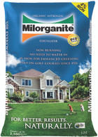 Milorganite 2,500 sq ft