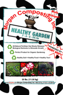 Dairy Doo Healthy Garden Food 25 lb. bag