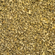 Whole Sunflower Hearts No Shells Raw/No Salt 25 lb.