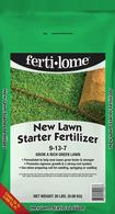 Fertilome Lawn Starter 4 lb.